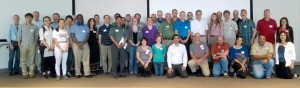 "Attendees of the ""Reinventing potato at the diploid level"" meeting held in Madison, Wisconsin, on June 25, 2015"